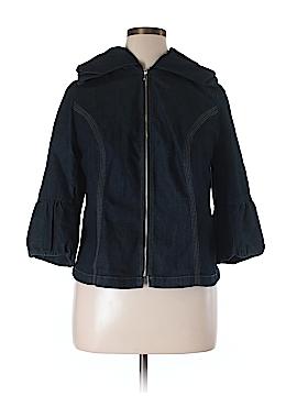 Venezia Denim Jacket Size 14 Plus (1) (Plus)