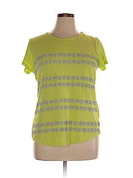 Crown & Ivy Short Sleeve T-Shirt Size XL