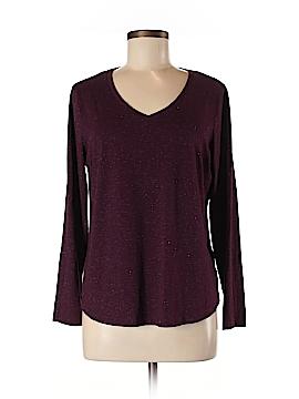 Faded Glory Long Sleeve T-Shirt Size L