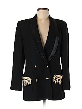 Oleg Cassini Wool Coat Size 8