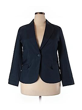 Ambiance Apparel Blazer Size 1X (Plus)