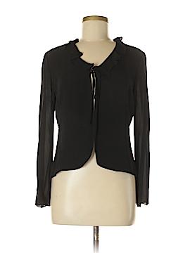 Ann Taylor Silk Blazer Size 9 (Petite)