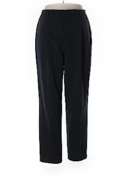Linda Allard Ellen Tracy Wool Pants Size 14
