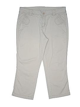 Maurices Khakis Size 12