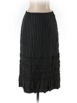Celine K Wool Skirt Size 2