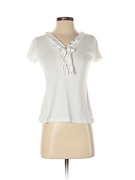 Charter Club Short Sleeve Henley Size P (Petite)