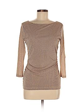 Geoffrey Beene Sport 3/4 Sleeve Blouse Size M