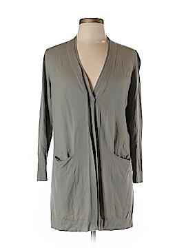 Lafayette 148 New York Wool Cardigan Size L