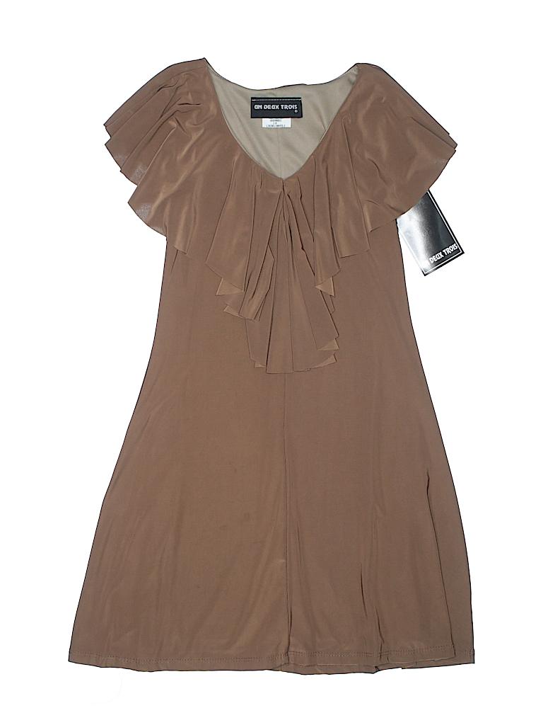 Un Deux Trois Girls Dress Size 10