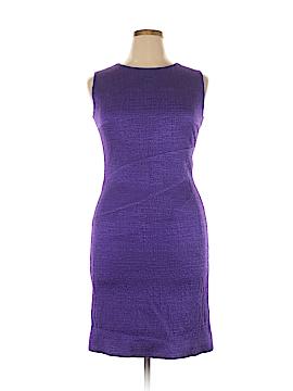 Oscar De La Renta Casual Dress Size 16