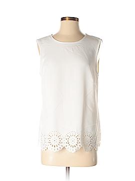 Liz Claiborne Sleeveless Blouse Size S