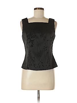 Donna Ricco Sleeveless Blouse Size 6