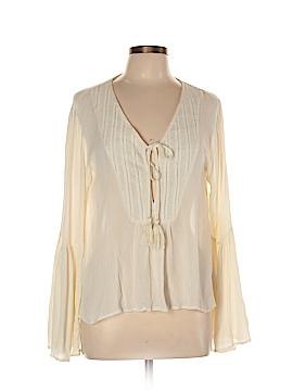 Volcom Long Sleeve Blouse Size L