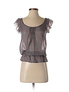 Sound & Matter Short Sleeve Blouse Size XS