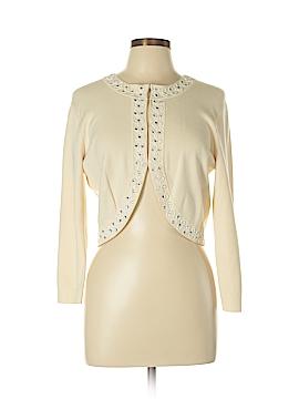 Grace Dane Lewis Silk Cardigan Size L