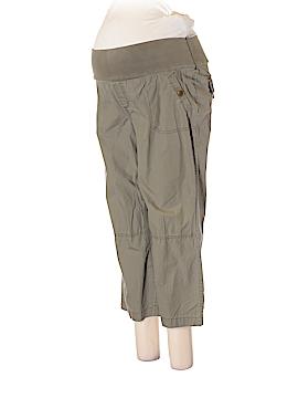 Liz Lange Maternity Cargo Pants Size 12 (Maternity)