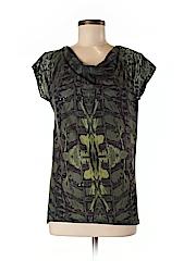 Kenneth Cole New York Women Short Sleeve T-Shirt Size M (Petite)