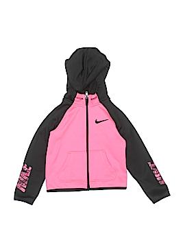 Nike Zip Up Hoodie Size 2 - 3