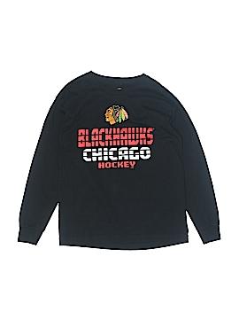 NHL Long Sleeve T-Shirt Size 10 - 12