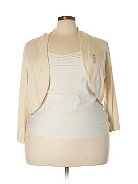 Jessica Howard Cardigan Size 3X (Plus)