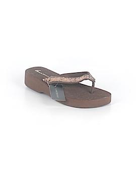 Lane Bryant Flip Flops Size 7 (Plus)