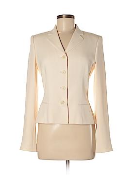 Ralph Lauren Collection Silk Blazer Size 6