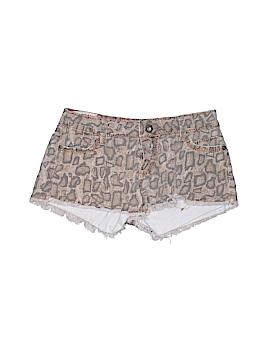 1st Kiss Denim Shorts Size 7