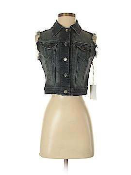 Cello Jeans Denim Vest Size S