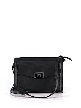 Antonio Melani Leather Crossbody Bag One Size
