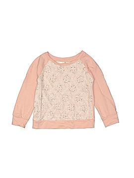 Cupcakes & Pastries Sweatshirt Size 4