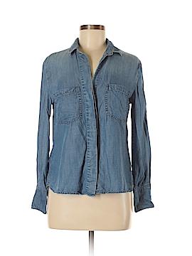 Cloth & Stone Long Sleeve Button-Down Shirt Size XS