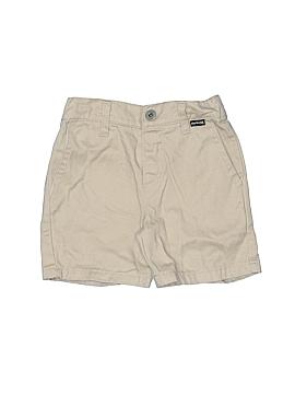 Hurley Khaki Shorts Size 12 mo