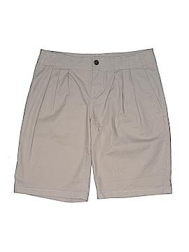 Burberry Brit Khaki Shorts Size 4