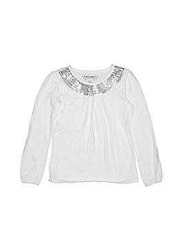 SONOMA life + style Long Sleeve T-Shirt Size 4