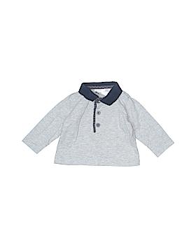F.A.O Schwarz Long Sleeve Polo Size 6 mo