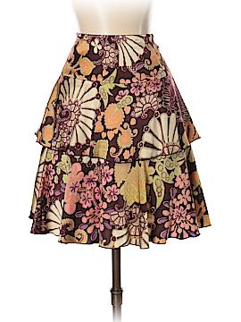 Trina Turk Silk Skirt Size 2