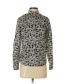 Jones New York Long Sleeve Button-Down Shirt Size S (Petite)