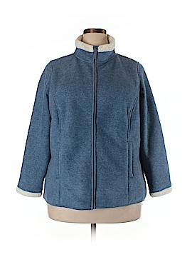 D&Co. Fleece Size 1X (Plus)