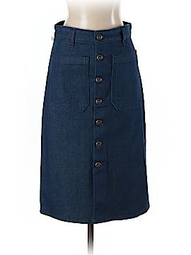Seafarer Denim Skirt Size S