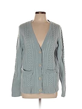 Linda Allard Ellen Tracy Wool Cardigan Size L
