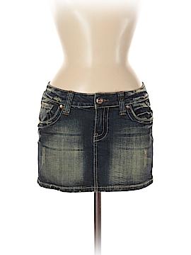 JC JQ Jeans Denim Skirt Size M