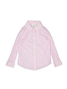 Peek... 3/4 Sleeve Button-Down Shirt Size M (Kids)