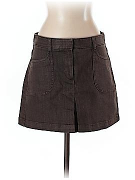 Theory Denim Skirt Size 4