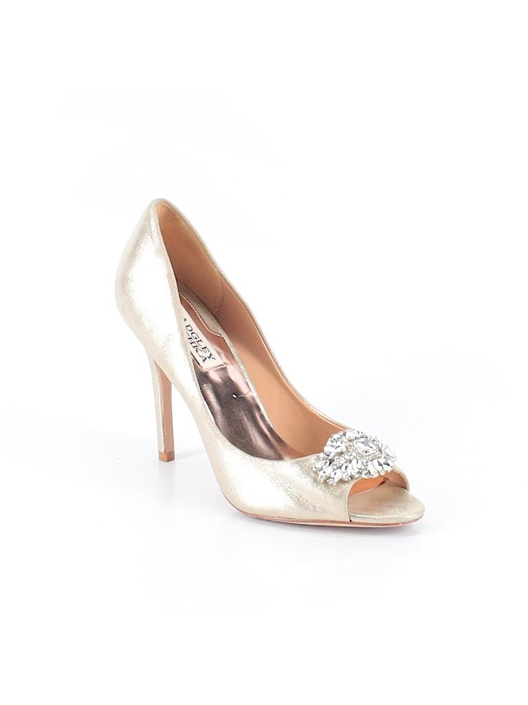 Badgley Mischka Women Heels Size 7