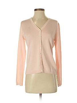 Brooks Brothers Silk Cardigan Size S