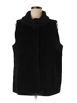 Eileen Fisher Wool Coat Size 2X (Plus)