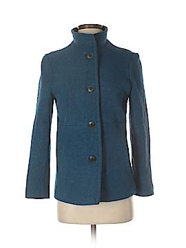 Lands' End Wool Coat Size 2 (Petite)