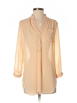 Necessary Clothing Long Sleeve Blouse Size S