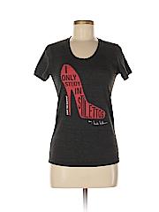 American Apparel Women Short Sleeve T-Shirt Size M