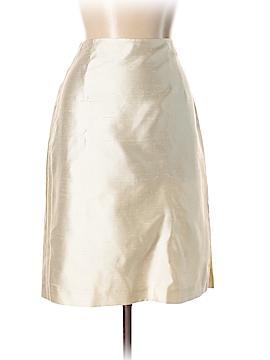 Strenesse Gabriele Strehle Silk Skirt Size 8